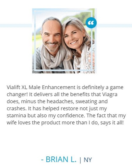 Vialift Xl Reviews