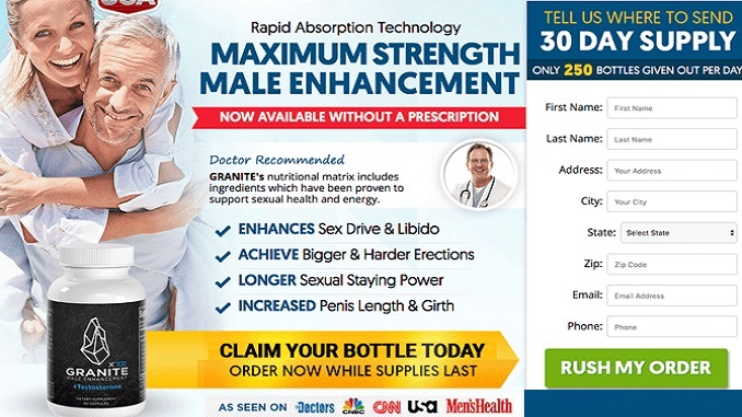 Granite Male Enhancement